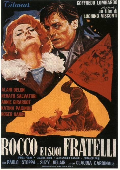 Classico do cinema italiano de 1960, em cartaz esta sexta no Cine Clube Brasil Italia