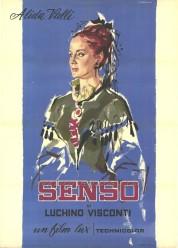 sedução da carne. Classico italiano de Luchino Visconti.