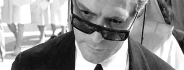 Astro italiano é protagonita neste classico de Fellini